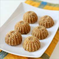 Organic Wheat Flour Ladoo