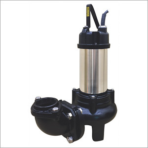 Large Passage Submersible Sewage Pump