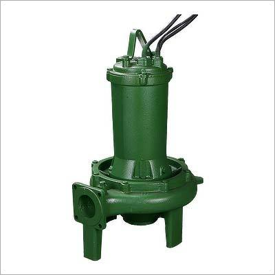 Submersible Sewage 4 Pole Pump