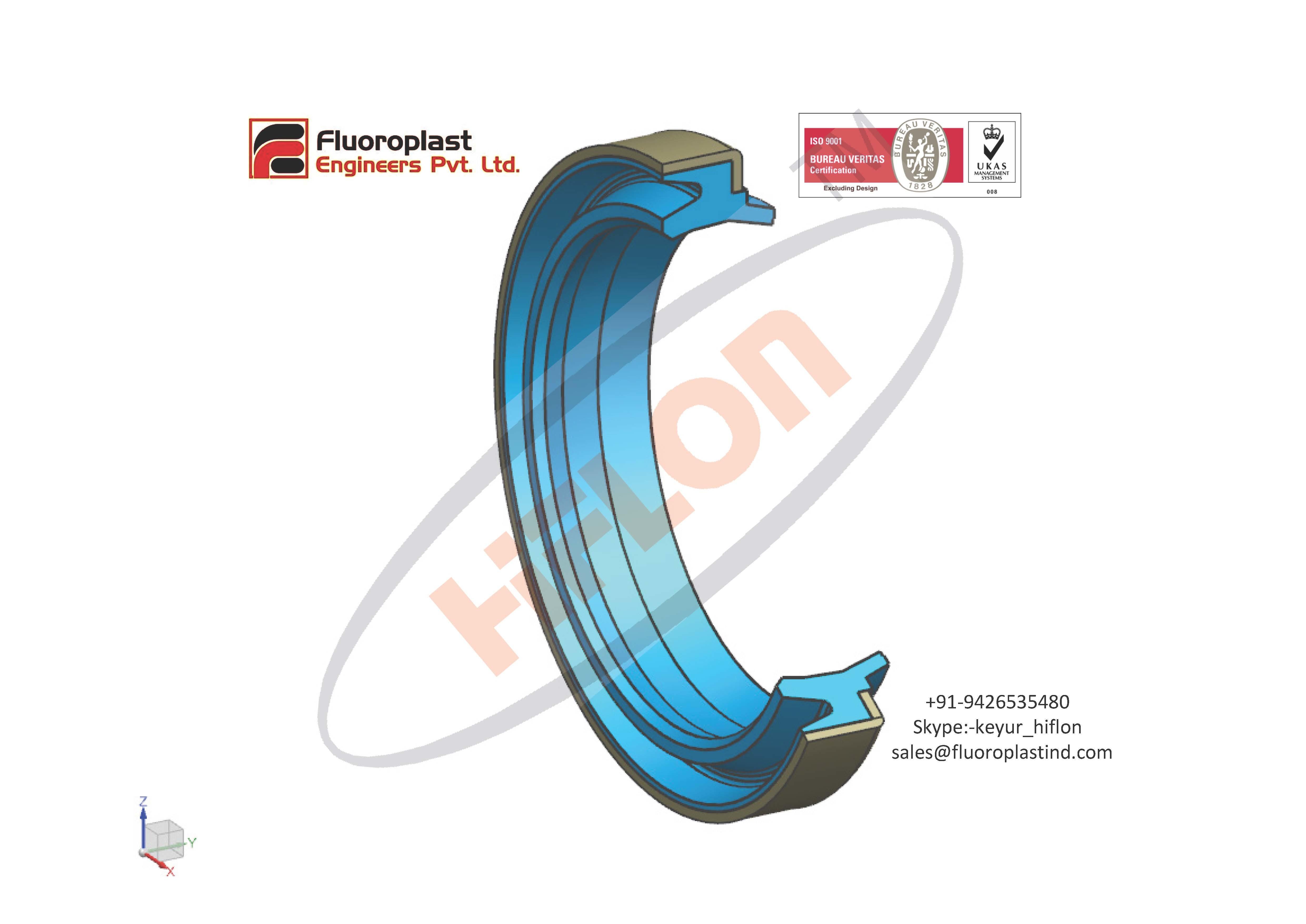 Hydraulic Cylinder DKB Wipers