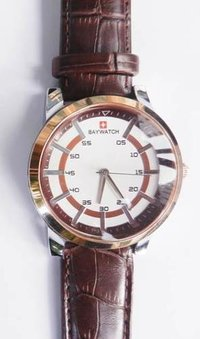BRASS COPPER CASE WRIST WATCH