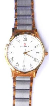 BRASS IGP CASE WRIST WATCH