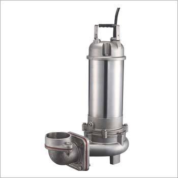 Submersible Stainless Vortex Sewage Pump