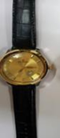 BRASS TT WRIST WATCH