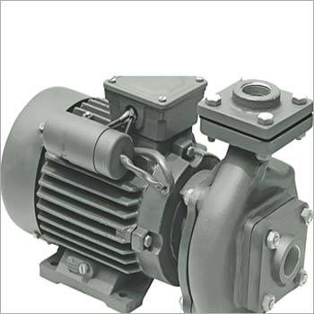 Horizontal Centrifugal Mono Block Pump