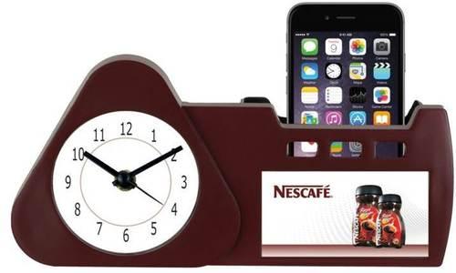 NESCAFE DESK CLOCK