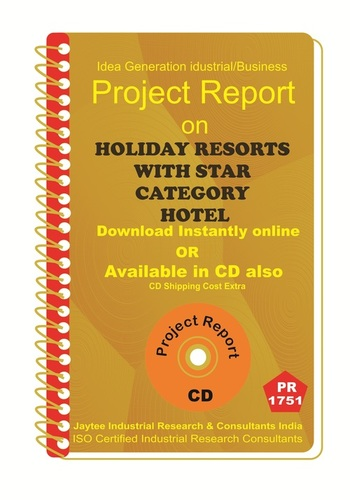 Holiday Resort with Star Category Hotel establishment