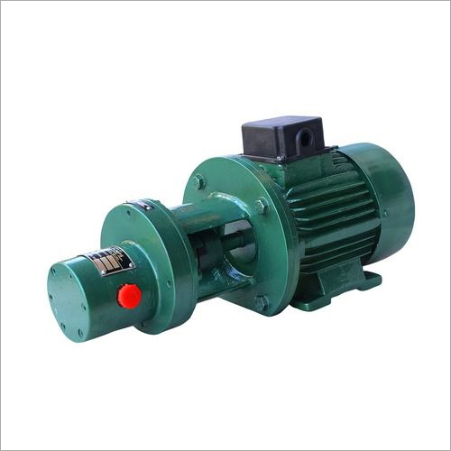 Flanged Type Gear Pump In Cast Iron Construction