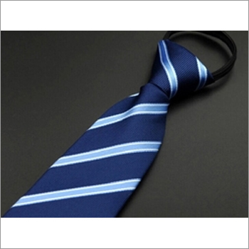 Zipper Uniform Tie