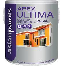 Apex Ultima Weather Proof Emulsion