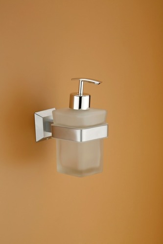 Luxurious Brass Liquid Soap Dispenser