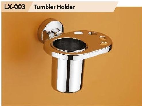 Brass Tumbler Holder