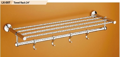 Brass Towel Rack