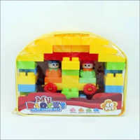 Plastic Blocks Toys