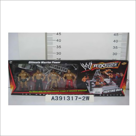 WWE Flexforce Fighting Hero