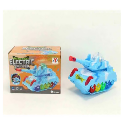 Electric Tank Toy