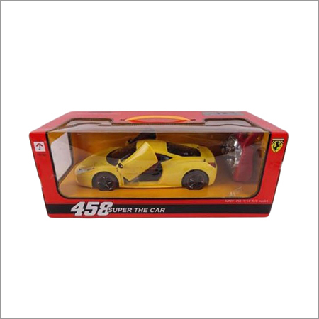 458 Super The Car