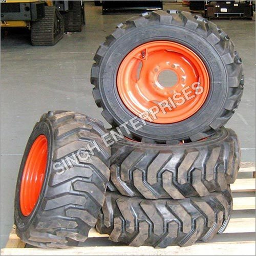 Bobcat Loaders tyre