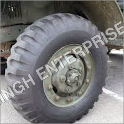 Military Jeep 4 - 4 NDMS Tyres