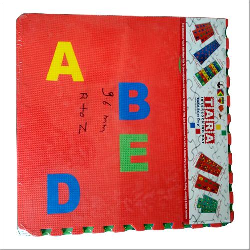 Alphabet Interlocking Mat