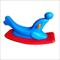 Kids Dolphin Rock Double Toy