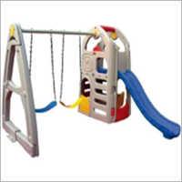 Kids Indoor Slide And Swing Toy
