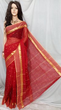 Tant Cotton Saree