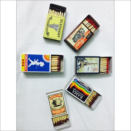 AD30 Match Box