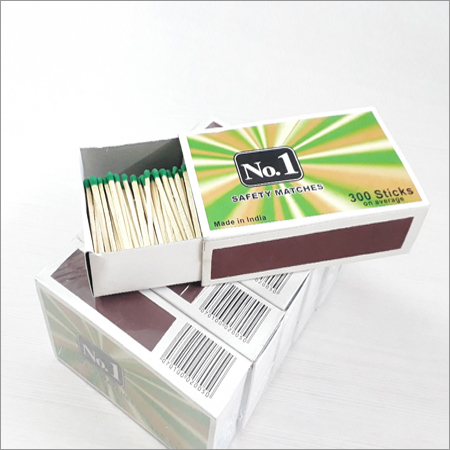 Safety Wax Matches