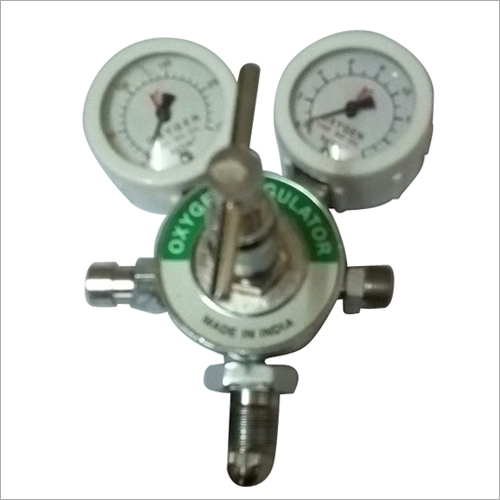 Mox Regulator Single Stage Double Gauge