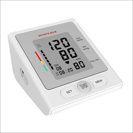 Digital Blood Pressure Checker