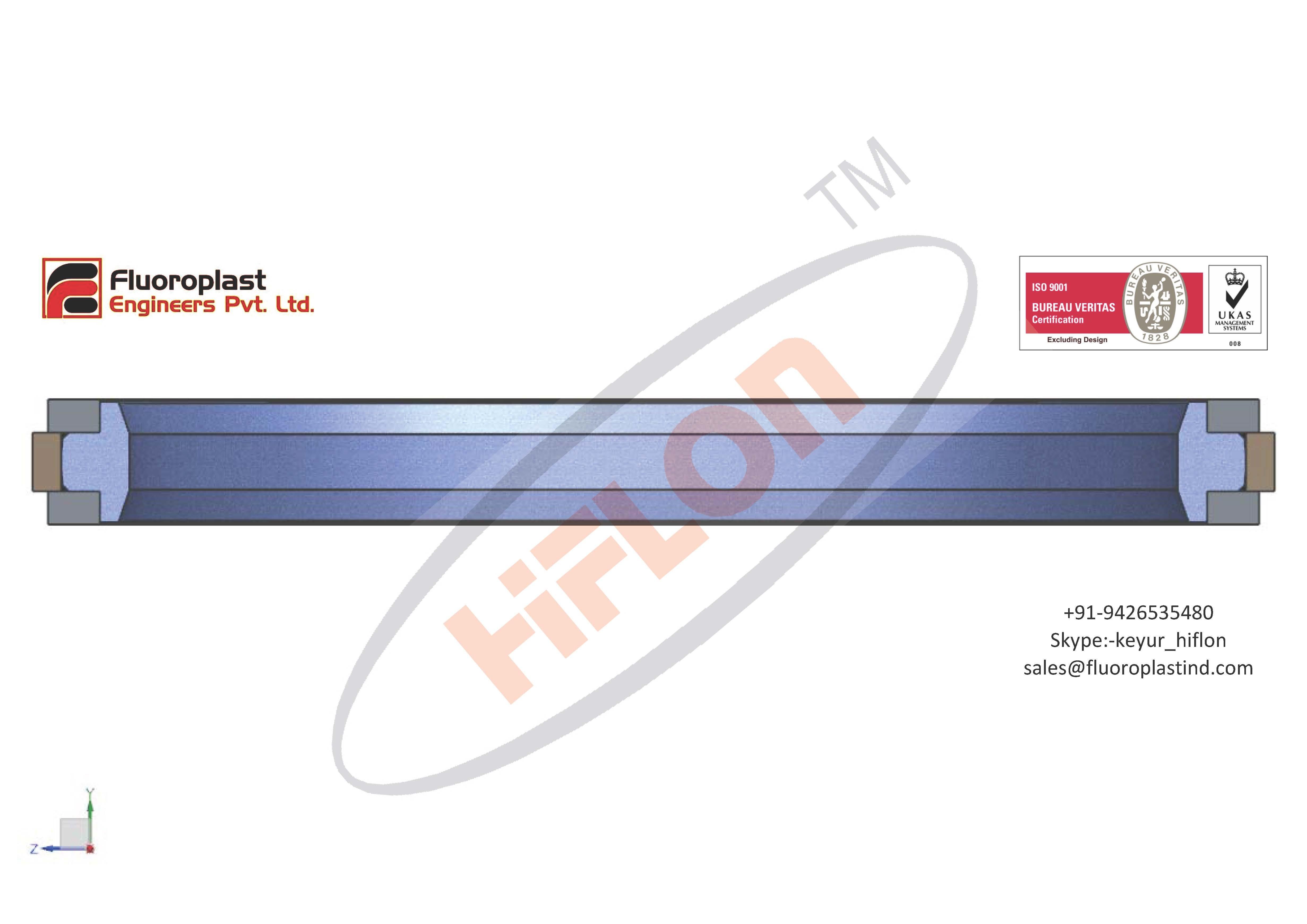 Hydraulic SPGW Piston Seal