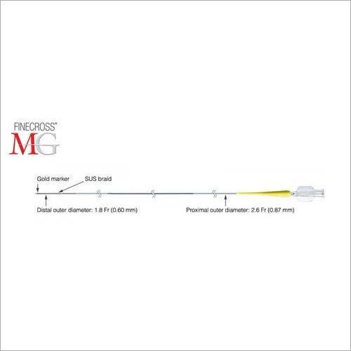 Fine Cross Catheter