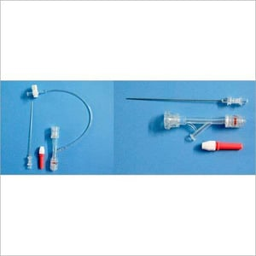 Hemostasis Y Adaptor