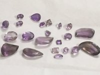 Ametrine Stone (purple)