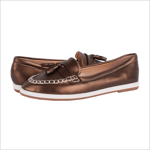 Wet Blue Daily Wear Brown Loafers
