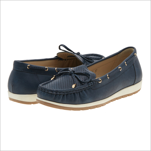 Navy My Favourite Boat Shoes
