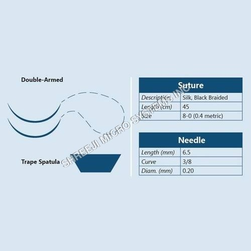 Ophthalmic Sutures