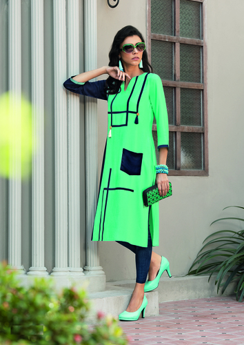 Ladies Fashion Kurti (Eleganza)