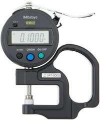 Mitutoyo Digital Thickness Gauge Model