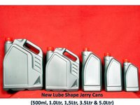 Castrol Shape Containers