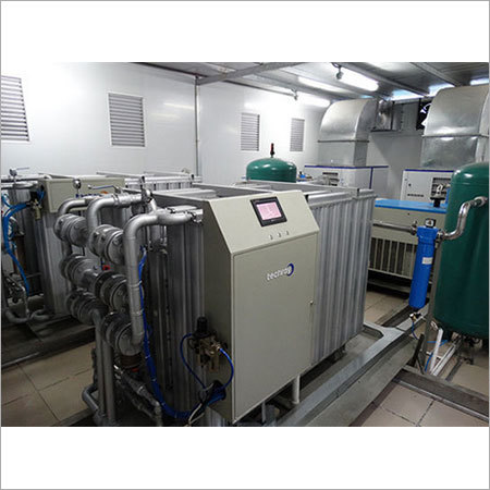 on-Site Oxygen Bottle Filling System