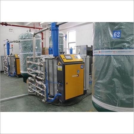 Oxygen Cylinder For Filling System