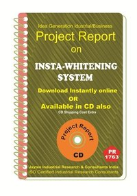 Insta - whitening System Part B manufacturing Project Report eBook