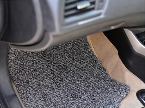 PVC Grey Black Car Mats