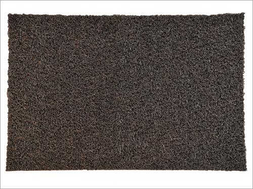 Black cushion mats