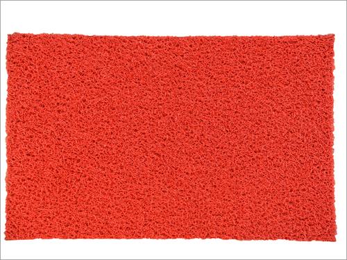 Red cushion mats
