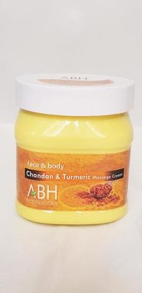 Chandan & Turmeric Massage Cream