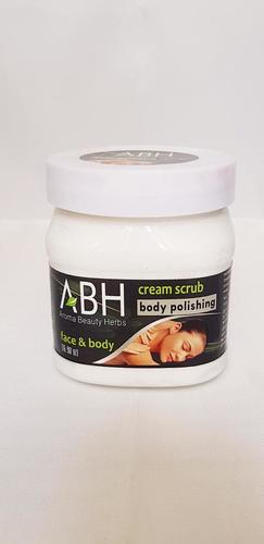 Cream Body Polishing Scrub