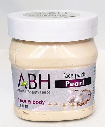 Pearl Face Pack